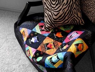 Fussy Cut Quilt Pattern