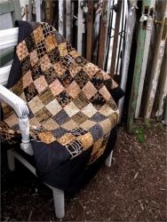 4-Patch Quilt Pattern