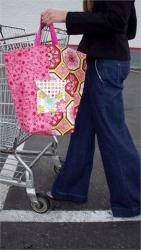 Chic Shopper Tote Pattern