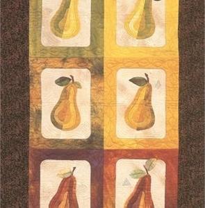 Creme Bartlett Quilt Pattern
