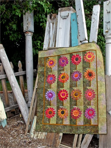 Daisies Do Tell Quilt Pattern