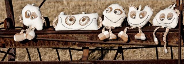 Fuddlesnugs Stuffed Sewing Pattern