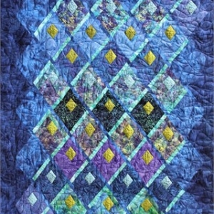 Island Waters Quilt Pattern