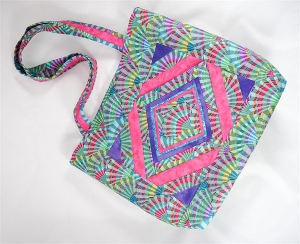 Lizzie's Boondoggle Ruler Bag Pattern