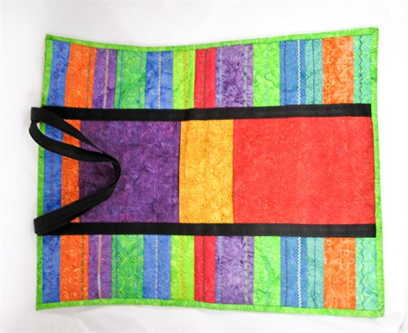Pocket Full or Rulers Bag Pattern