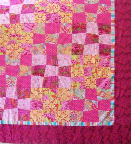 Shindig Quilt Pattern