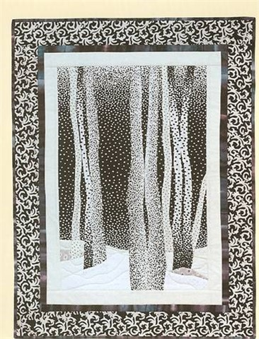 Winter Aspens Quilt Pattern