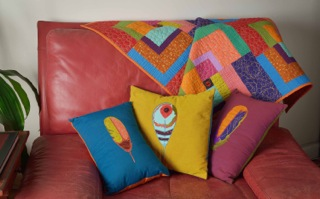 Feather Your Nest Pillows