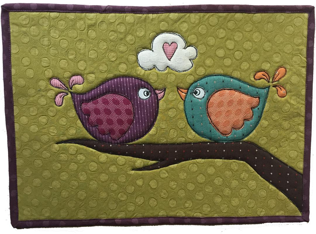 Wing It Love Birds