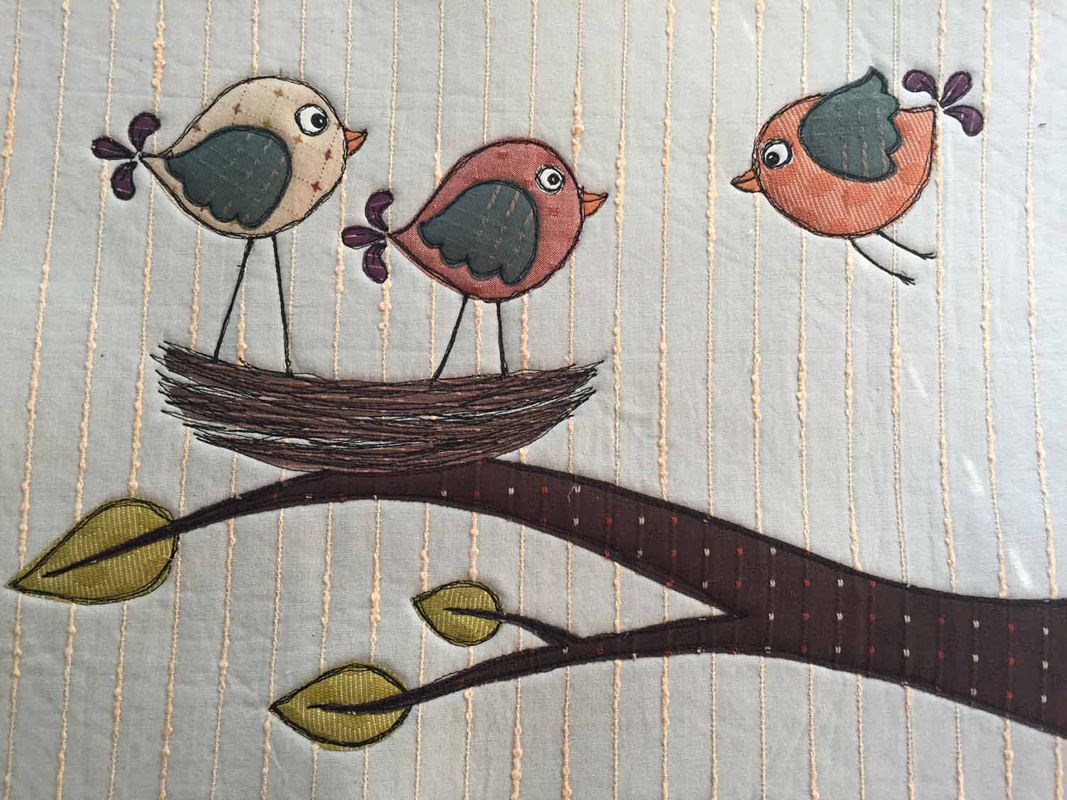 Wing It 3 baby bird nest