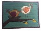 Wing It love birds in nest