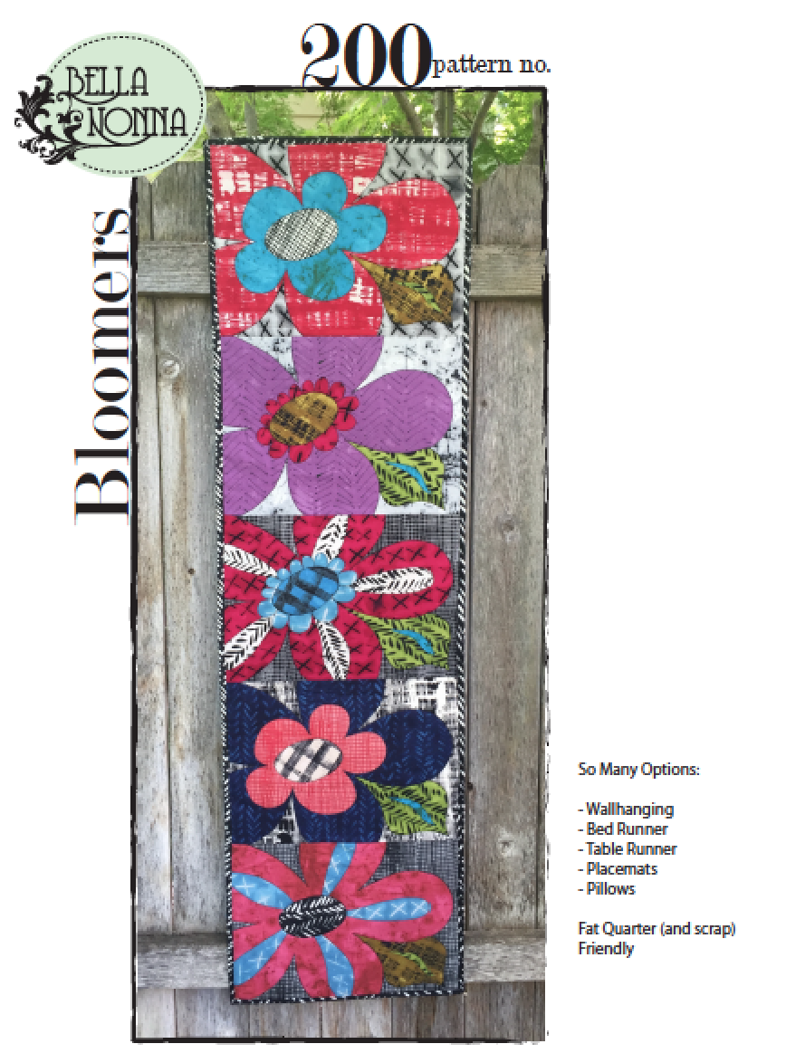 Bloomers Pattern Cover